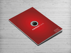 Daire Logo Dosya Tasarımı