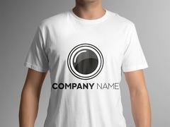 Daire Logo T-shirt Tasarımı