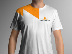 N Logo T-shirt Tasarımı