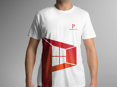 Pencere T-shirt Tasarımı