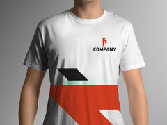 İ Logo T-shirt Tasarımı
