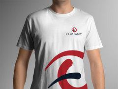 O Logo T-shirt Tasarımı