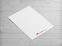 Çiçek Logo Antentli K. Tasarımı