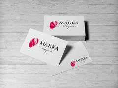 Bayan Logo Kartvizit Tasarımı