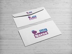 Kids logo Zarf Tasarımı