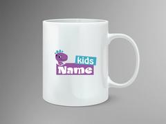 Kids logo Mug Tasarımı
