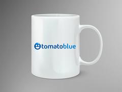 Tomato Blue Mug Tasarımı