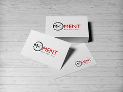 Moment Logo Kartvizit Tasarımı