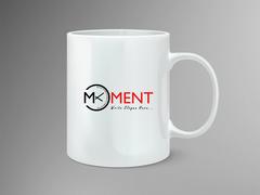 Moment Logo Mug Tasarımı