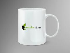 Doğal Logo Mug Tasarımı