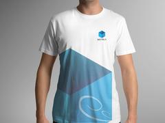 Küp Logo T-shirt Tasarımı