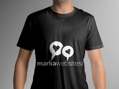 Marka Web Sitesi T-shirt Tasarımı