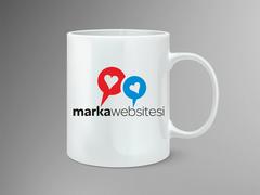 Marka Web Sitesi Mug Tasarımı