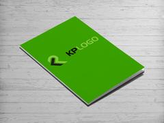 K ve P Logo Dosya Tasarımı