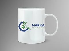 Marka Makina Mug Tasarımı