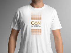 Can Marka T-shirt Tasarımı