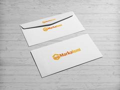 Ballı Logo Zarf Tasarımı