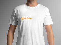 Ballı Logo T-shirt Tasarımı