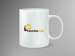 Kitap Logo Mug Tasarımı