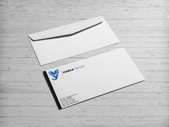 Y Logo Zarf Tasarımı