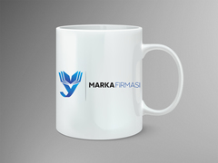 Y Logo Mug Tasarımı