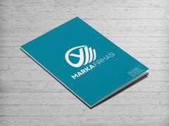 Y Harfli Marka Logosu Dosya Tasarımı
