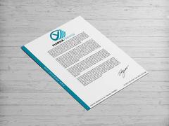 Y Harfli Marka Logosu Antentli K. Tasarımı
