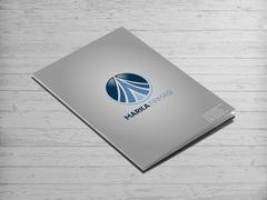 Dairesel Logo Dosya Tasarımı