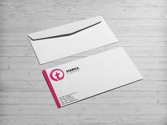 T Markaları Zarf Tasarımı