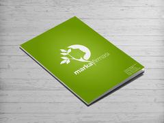 Doğa Marka Dosya Tasarımı