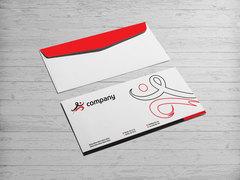 Spor Logo Zarf Tasarımı
