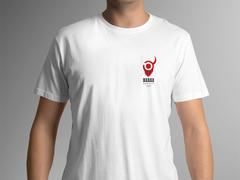 Steak Logo T-shirt Tasarımı