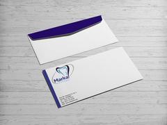 Marka Diş Zarf Tasarımı