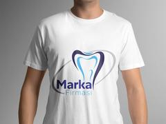 Marka Diş T-shirt Tasarımı