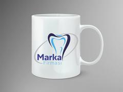 Marka Diş Mug Tasarımı