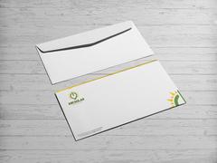 Solar Logo Zarf Tasarımı