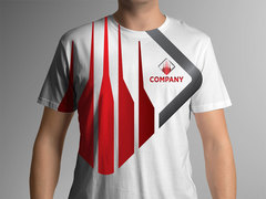 Marka T-shirt Tasarımı