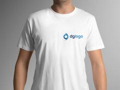 DG Logo T-shirt Tasarımı