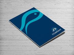 Balık Logo Dosya Tasarımı