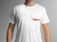 Restoran Logo T-shirt Tasarımı
