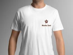 Yıldız logo T-shirt Tasarımı