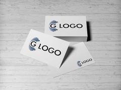 Logo G Kartvizit Tasarımı