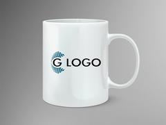 Logo G Mug Tasarımı
