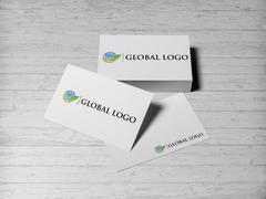 Global Logo Kartvizit Tasarımı