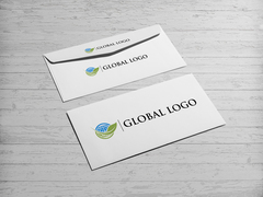 Global Logo Zarf Tasarımı