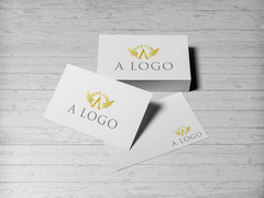 Logo A Kartvizit Tasarımı
