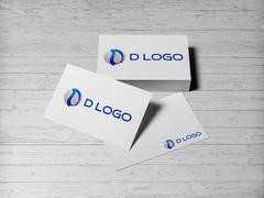 Logo D Kartvizit Tasarımı