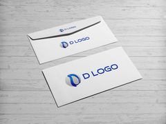Logo D Zarf Tasarımı