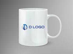 Logo D Mug Tasarımı