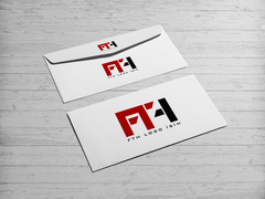 Logo FTH Zarf Tasarımı